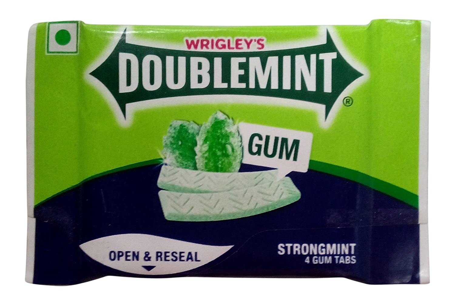 Wrigley's Doublemint Gum - Strong Mint