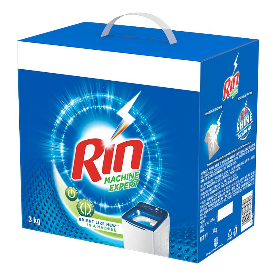 Rin Machine Expert Detergent Powder