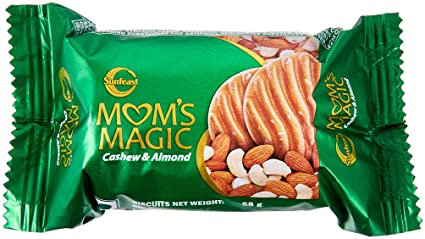 Sunfeast Mom's Magic Biscuit, Cashew and Almond