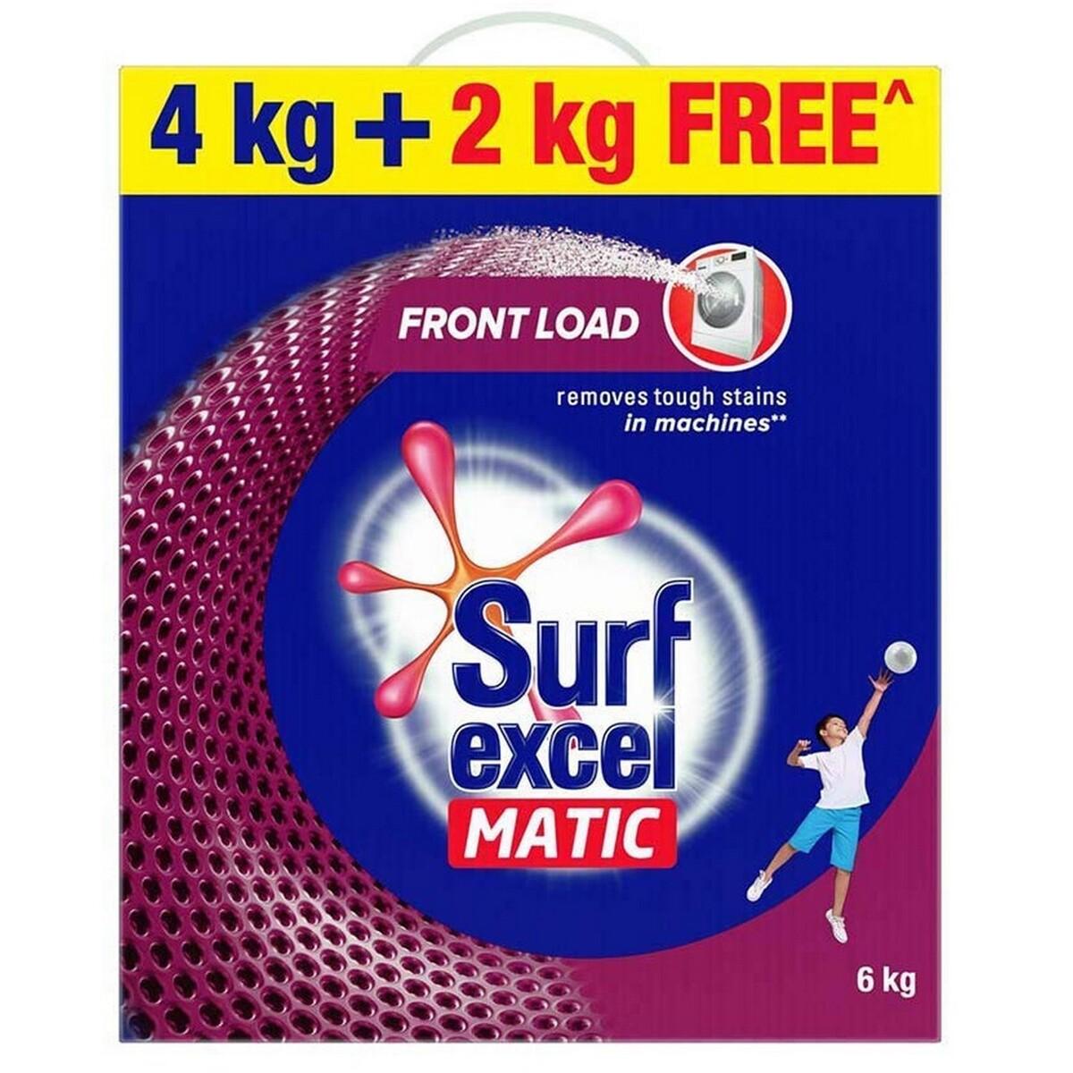 Surfexcel Matic Front Load 4Kg+2Kg Free