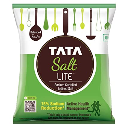 Tata Salt Lite, Low Sodium