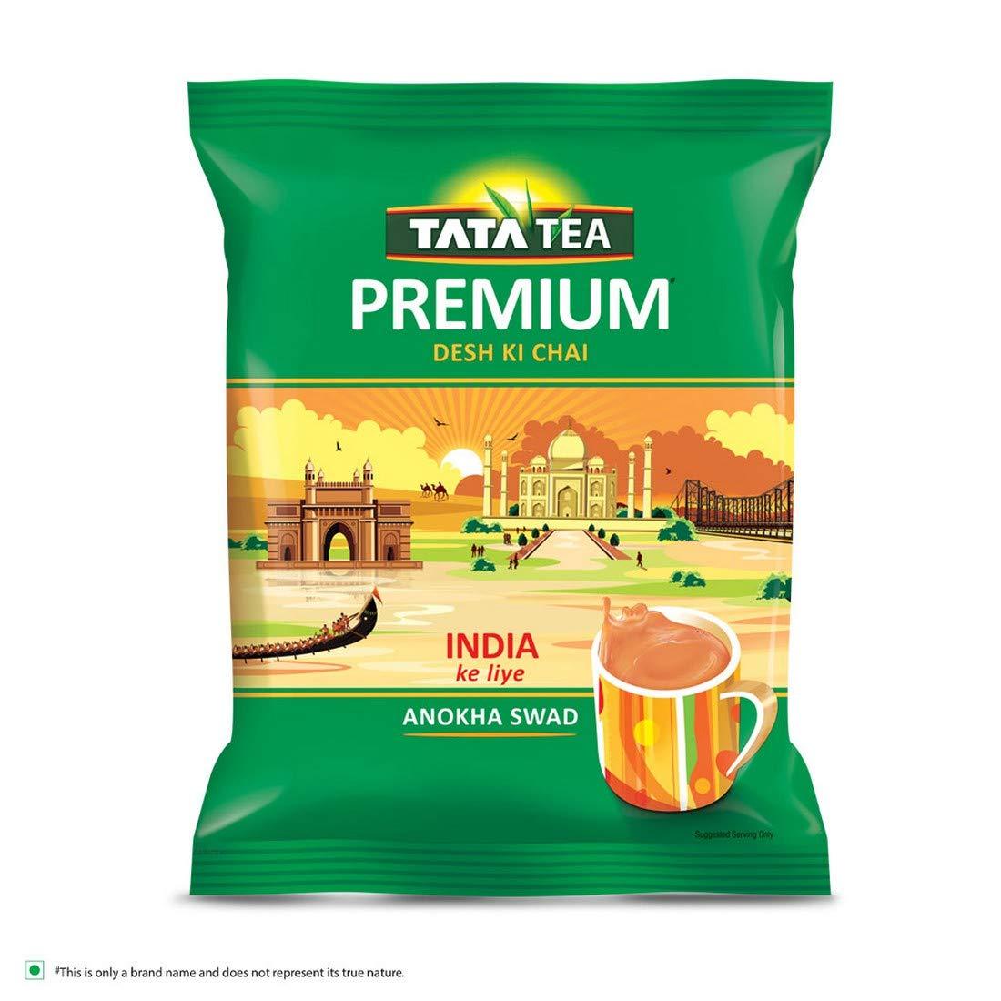 Tata Tea Premium.