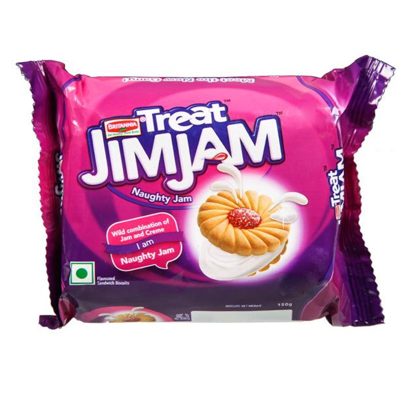 Britannia Treat, Jim Jam