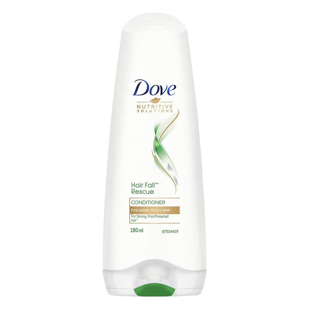 Dove Hair Fall Rescue Conditioner.
