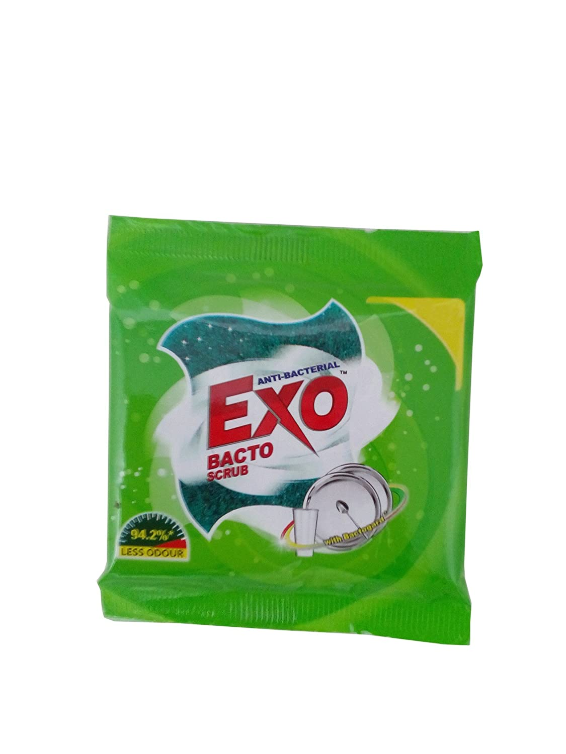 Exo Anti Bacterial Bacto Scrub Small.