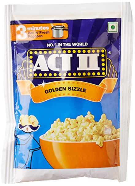 Act II Popcorn Golden Sizzle