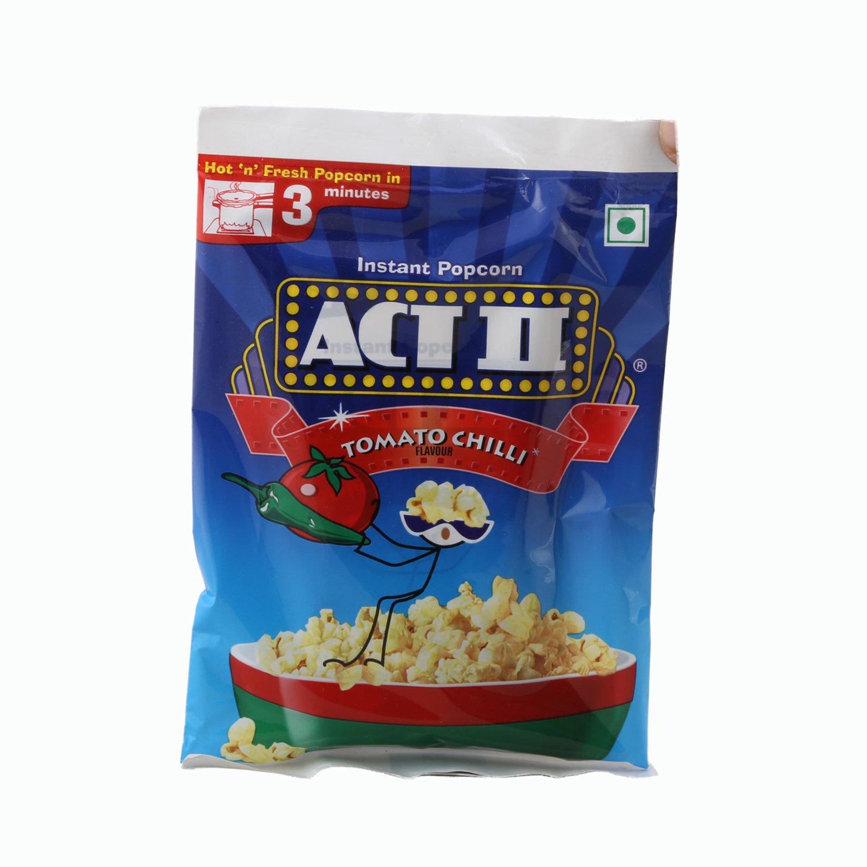 Act II Tomato Chilli Popcorn.