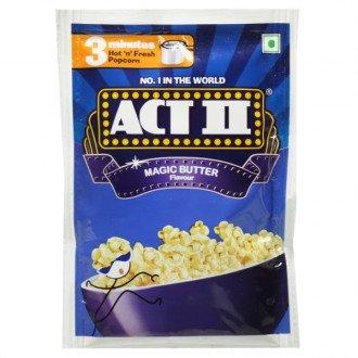 Act II Magic Butter Popcorn.