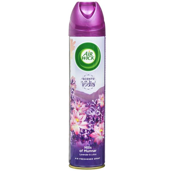 Airwick Scents Of India Hills Of Munnar Air Freshener.
