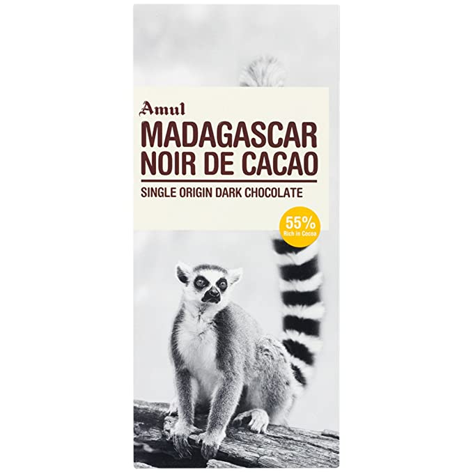 Amul Madagascar Chocolate
