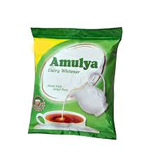 Amulya Dairy Whitener Milk Powder.