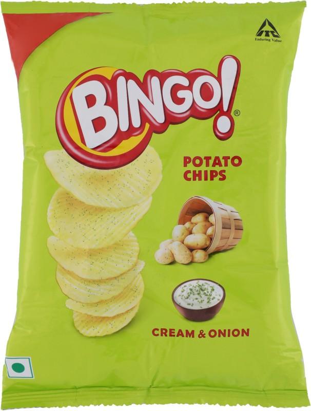 Bingo Cream & Onion