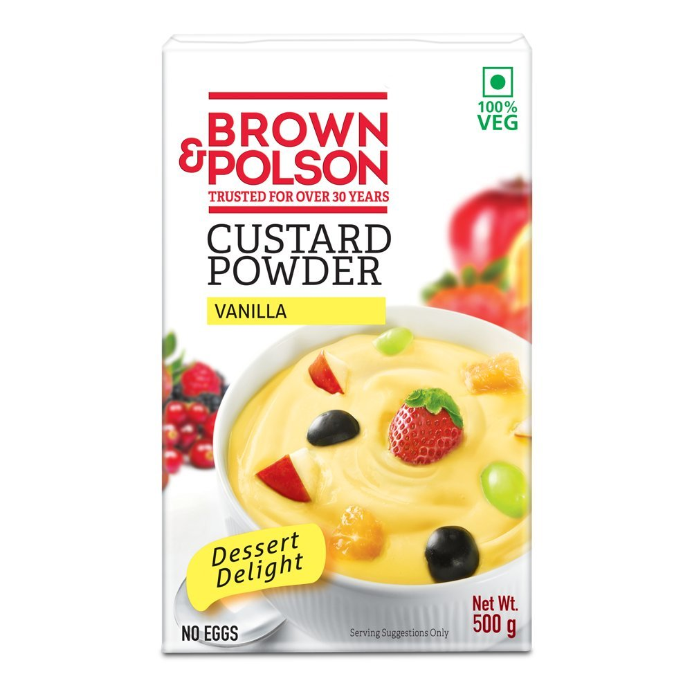 Brown & Polson Custard Powder Vanilla