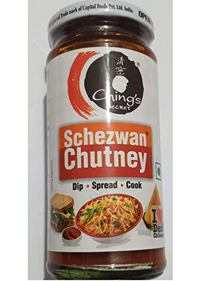Chings Schezwan Chutney.