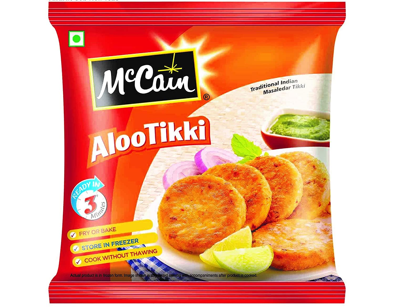 MCCAIN ALOO TIKKI PP