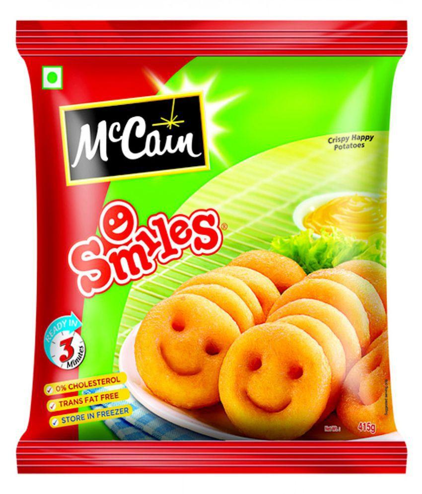 MCCAIN SMILES PP