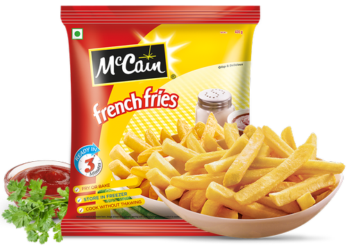 MCCAIN FRENCH FRIES 420 g PP