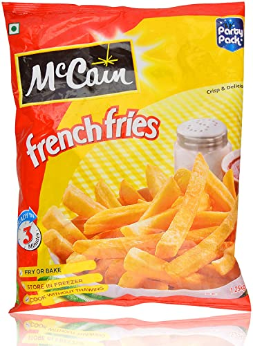 MCCAIN FRENCH FRIES PP