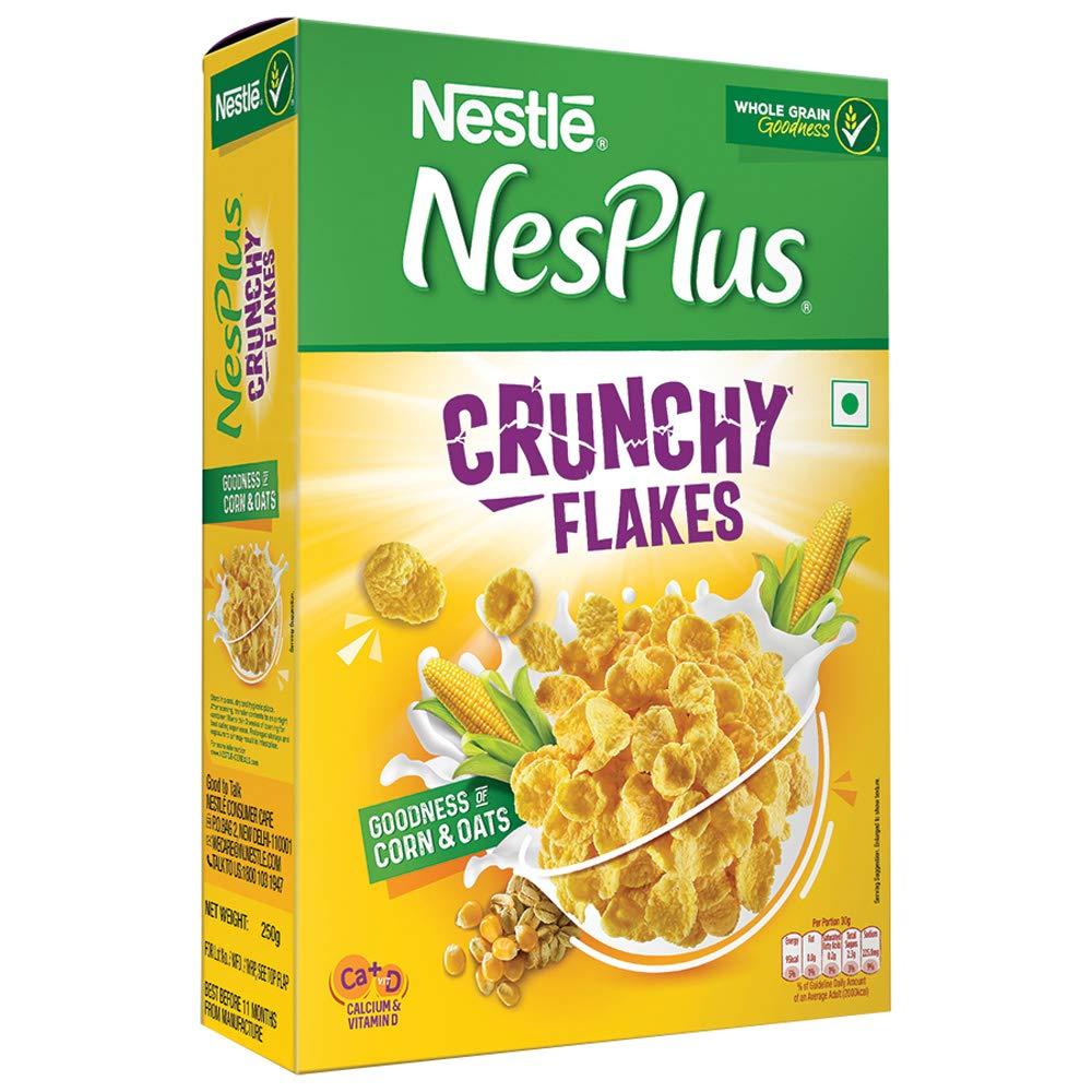 Nesplus Crunchy Flakes