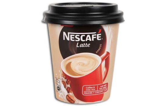 NESCAFE Latte Cup