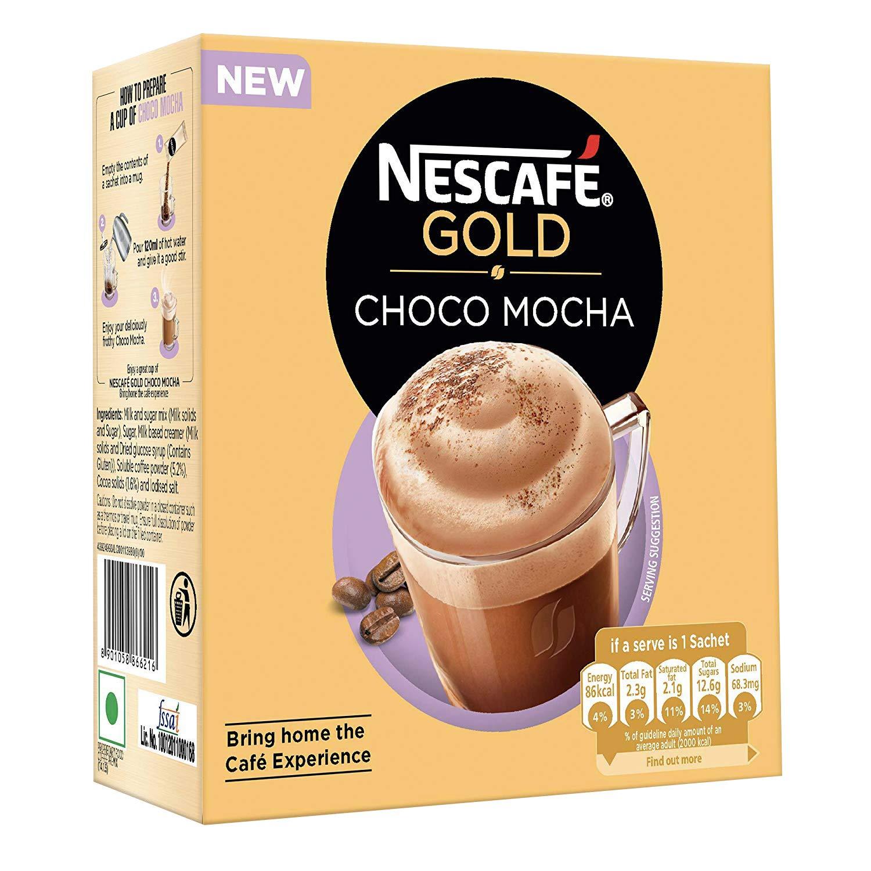 Nescafe Gold choco mocha