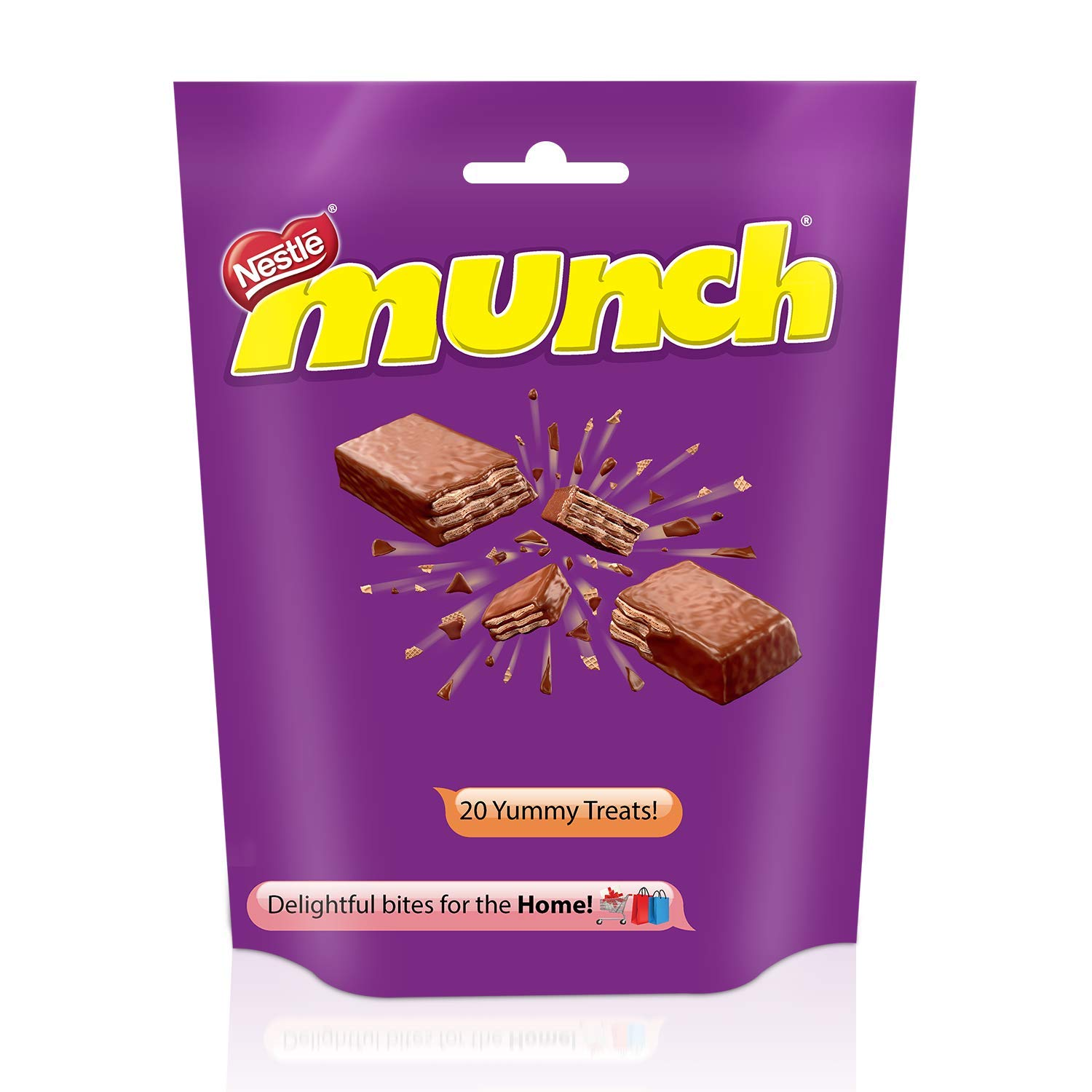 Munch Pouch 11.1 gm Box of 20