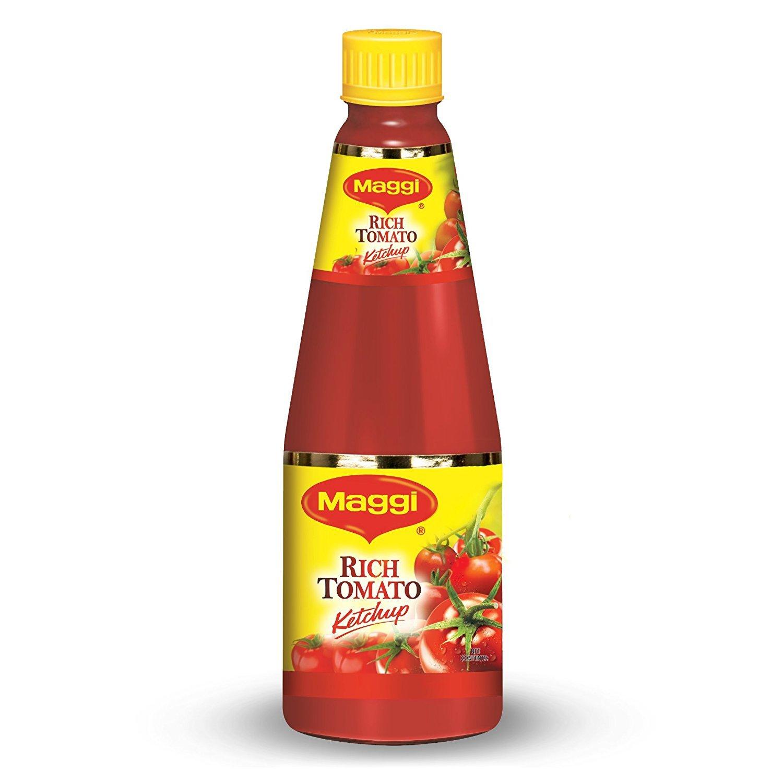 Maggi Tomato Ketchup Bottle