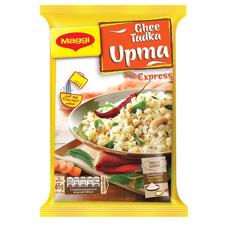 Maggi Upma