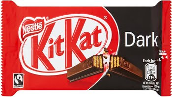 KITKAT Dark Rich Chocolate