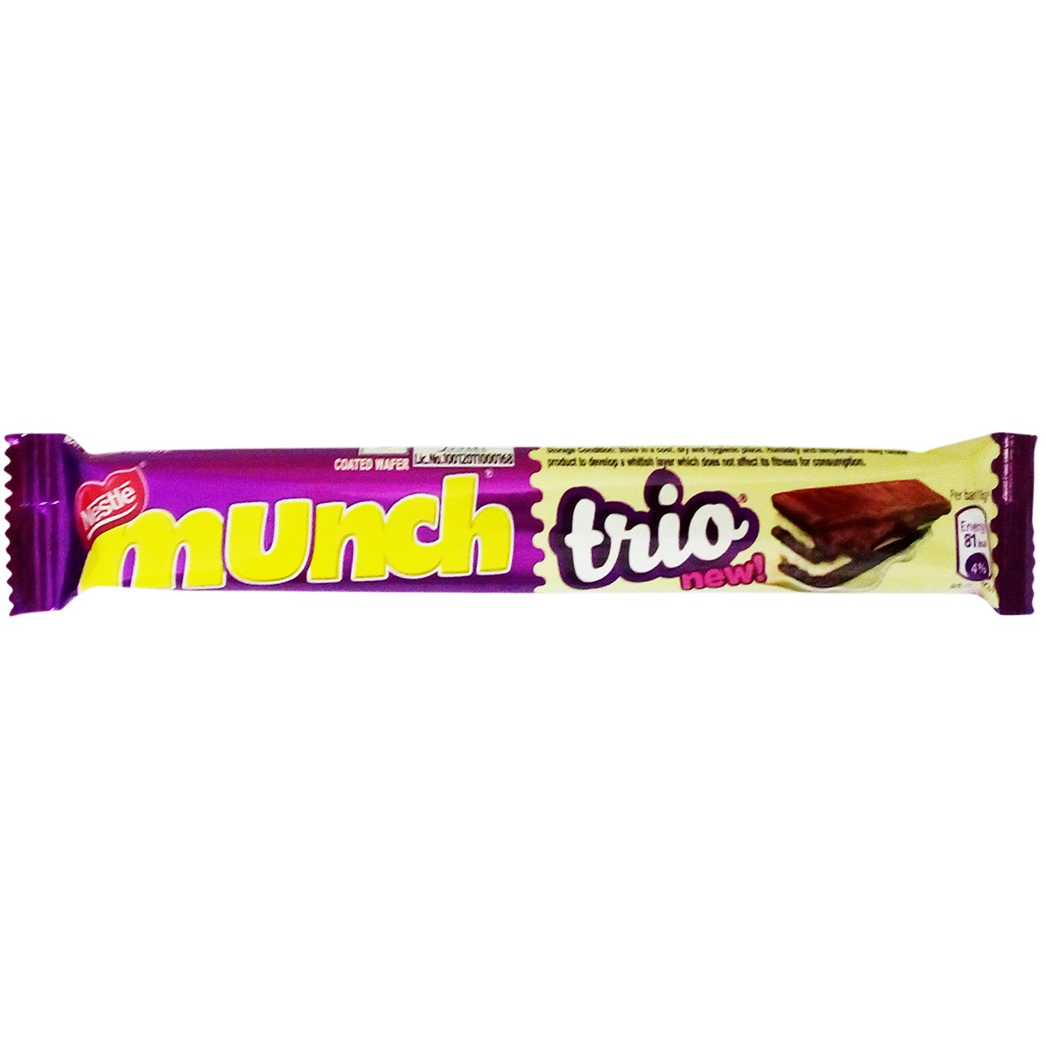 MUNCH Trio Wafer