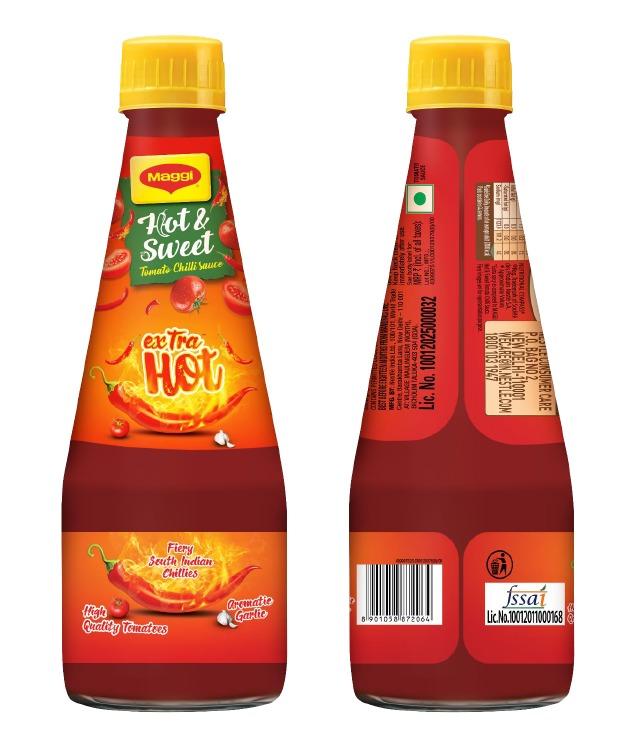 Maggi Extra Hot Hot&Sweet