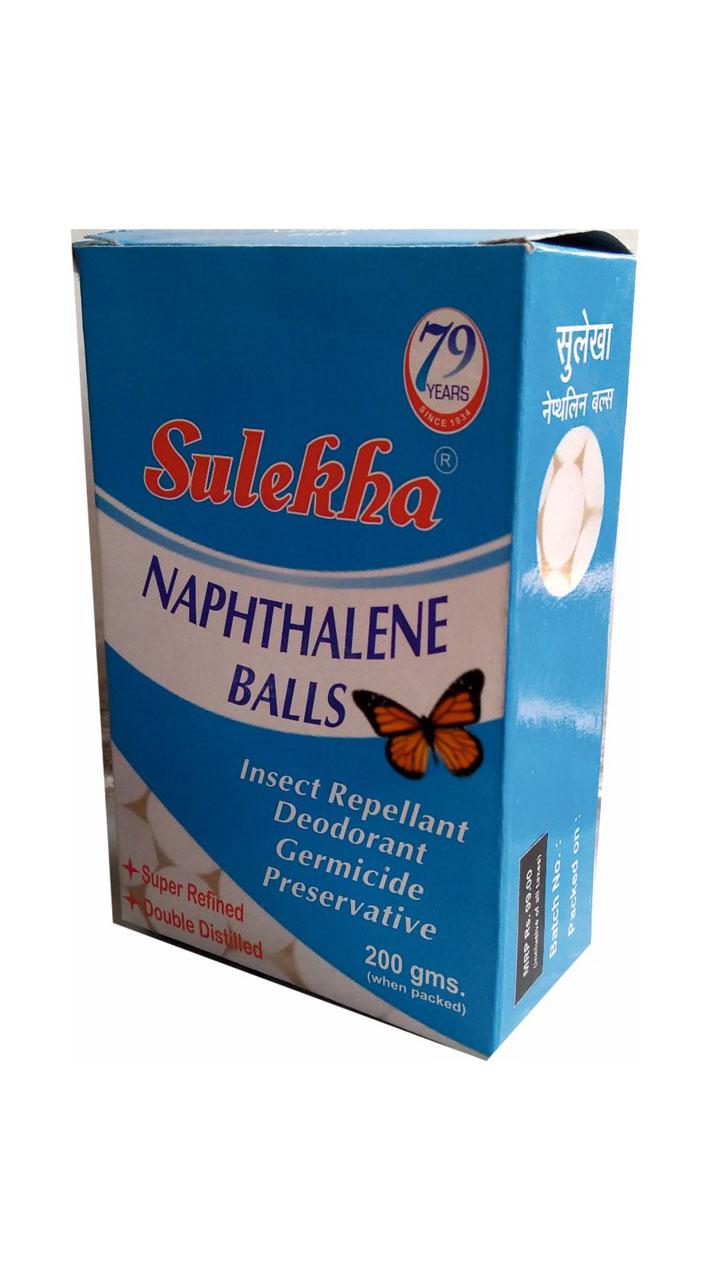 Sulekha Naphthalene Balls - 100 Gms
