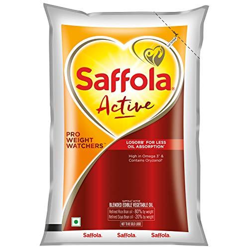 SAFFOLA ACTIVE 1LTR (pouch)