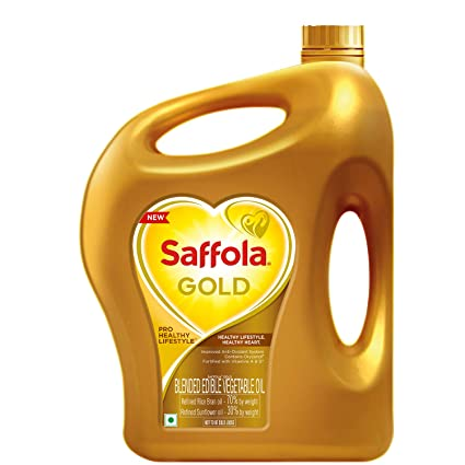 SAFFOLA GOLD 5LT (Jar)