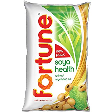 FORTUNE SOYA OIL 1LT POUCH