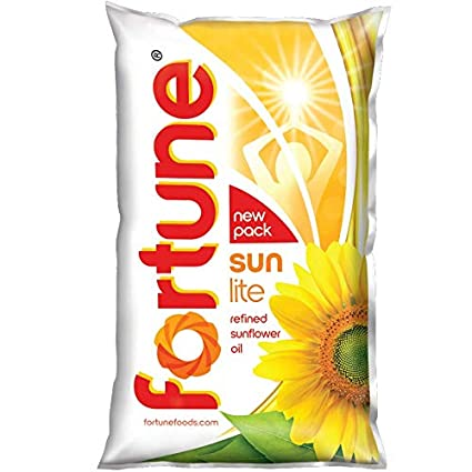 FORTUNE SUN OIL 1LT POUCH