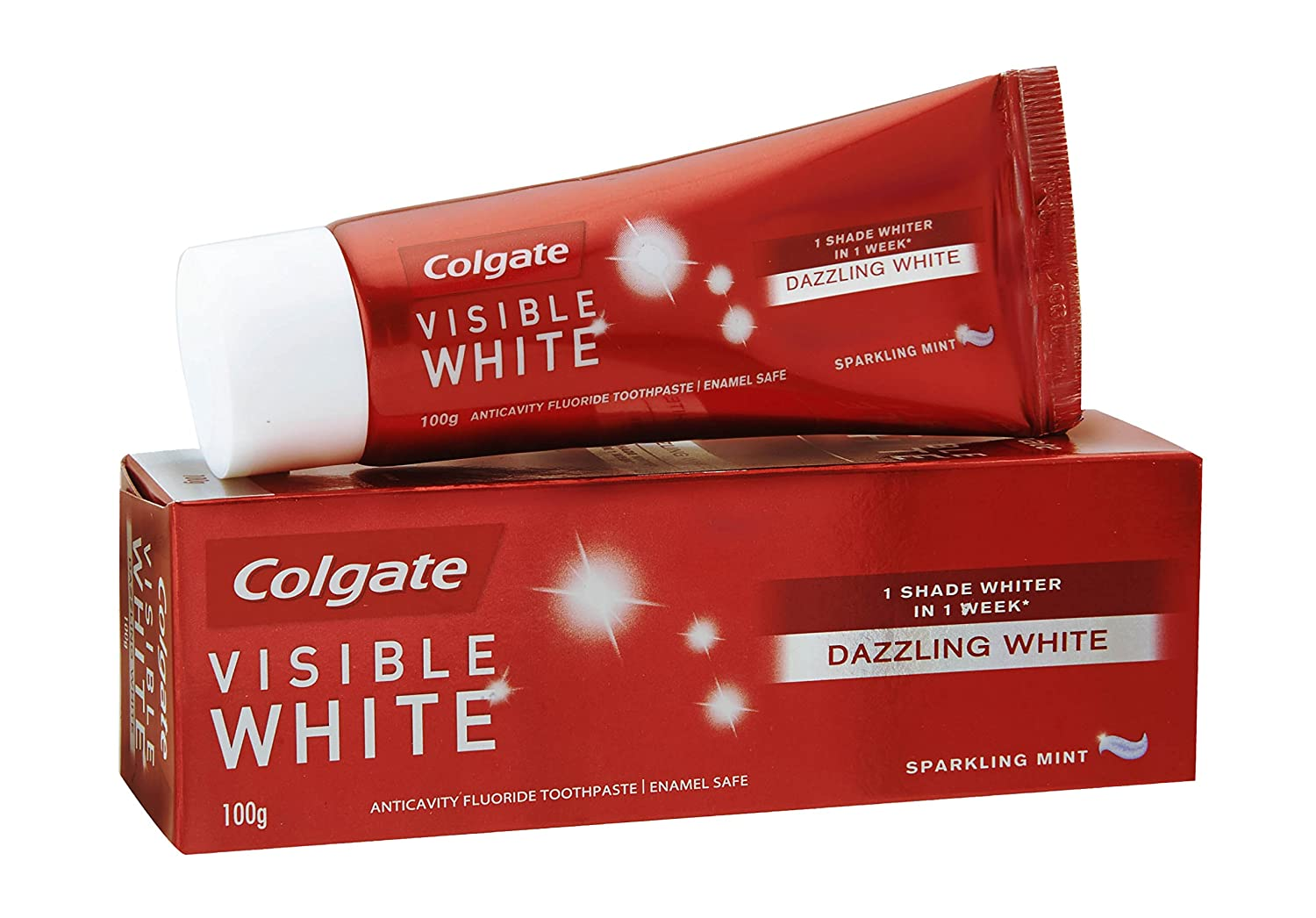 COLGATE VISIBLE WHITE 100G -