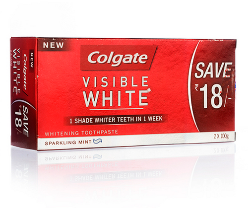 COLGATE VISIBLE WHITE 200GM