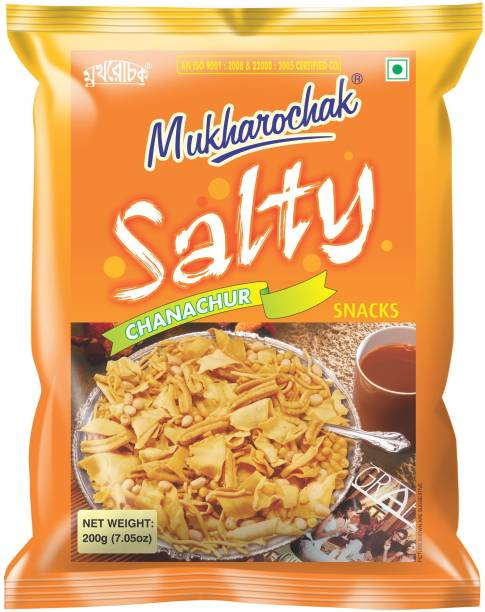 MUKHORACHAK SALTY 400G