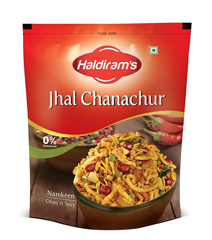 HALDIRAM'S JHAL CHANACHUR 400GM