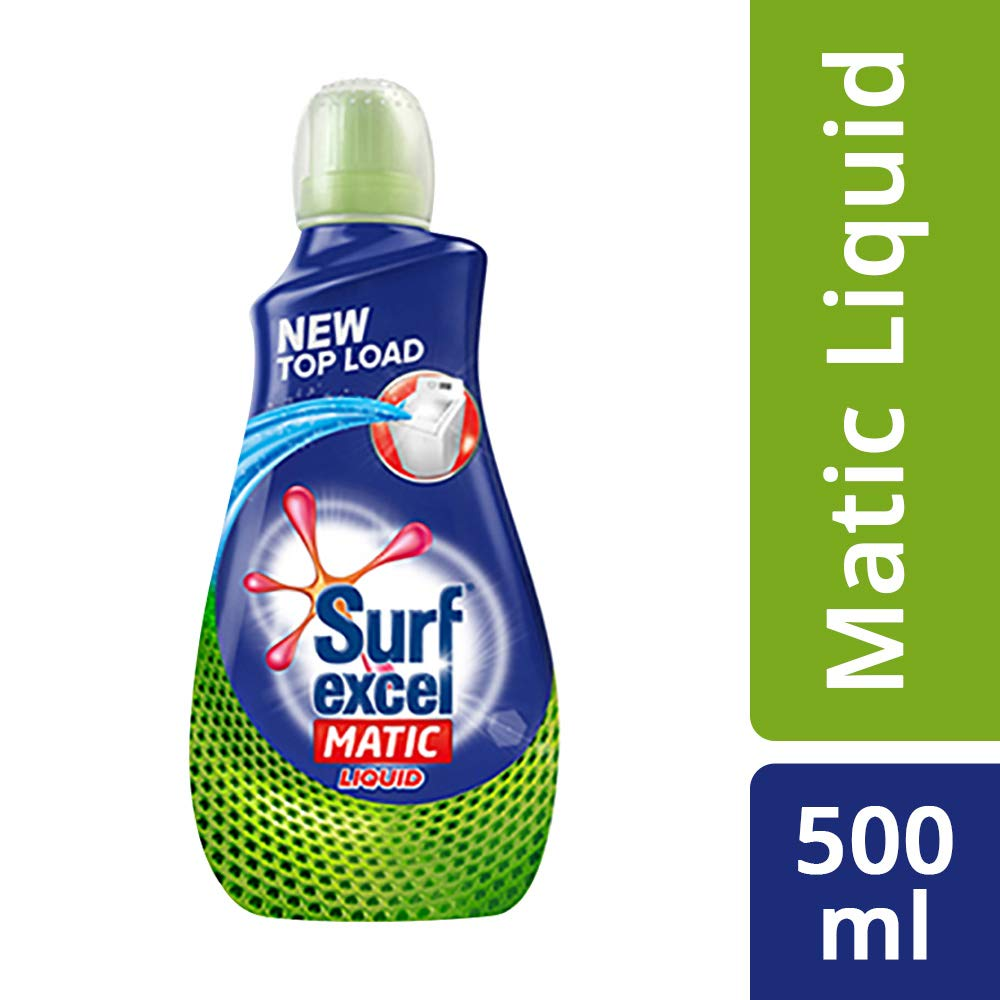 SURF EXCEL MATIC LIQUIED TOP LOAD 500ML