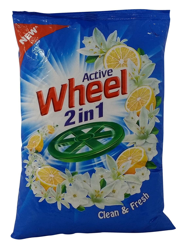 WHEEL 2 IN 1 CLEAN & FRESH