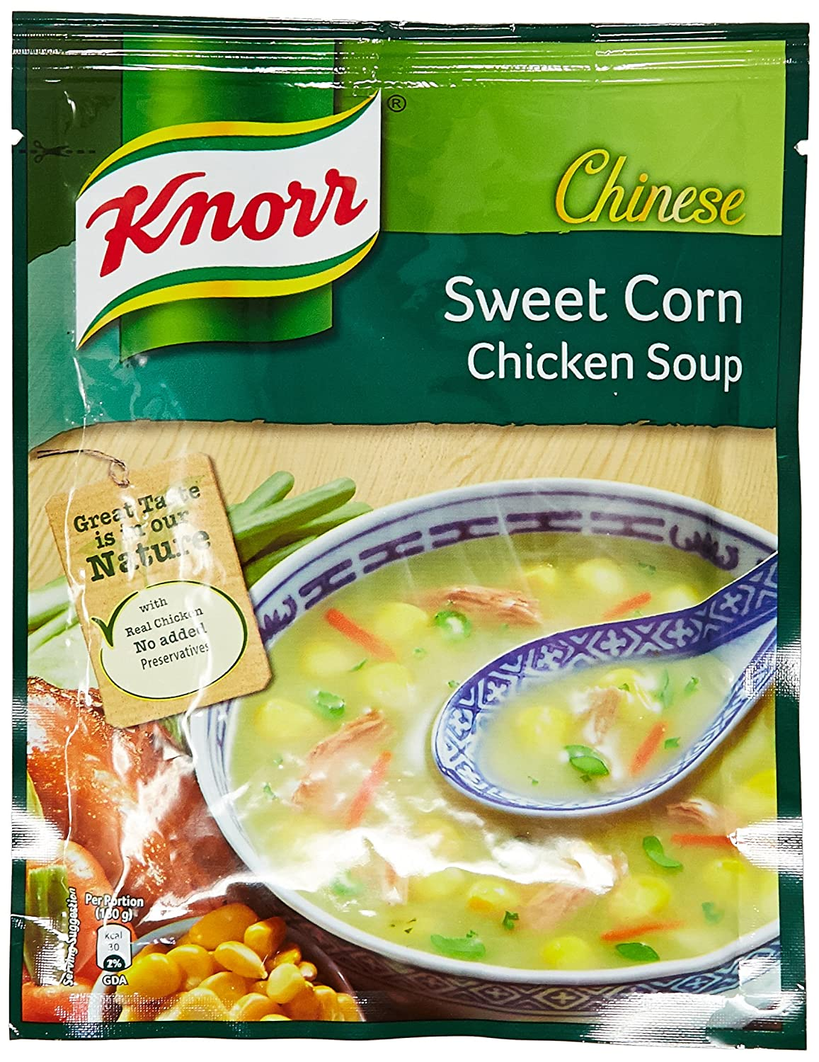 KNORR SWEET CORN CHICKEN SOUP 42g