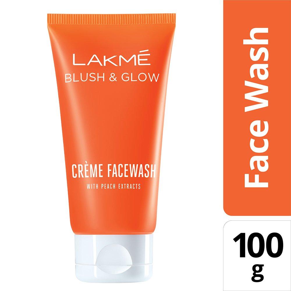 Lakme Peach Face Wash 100GM