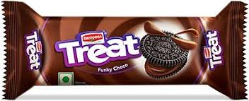 BRITANNIA TREAT CHOCO 60gm