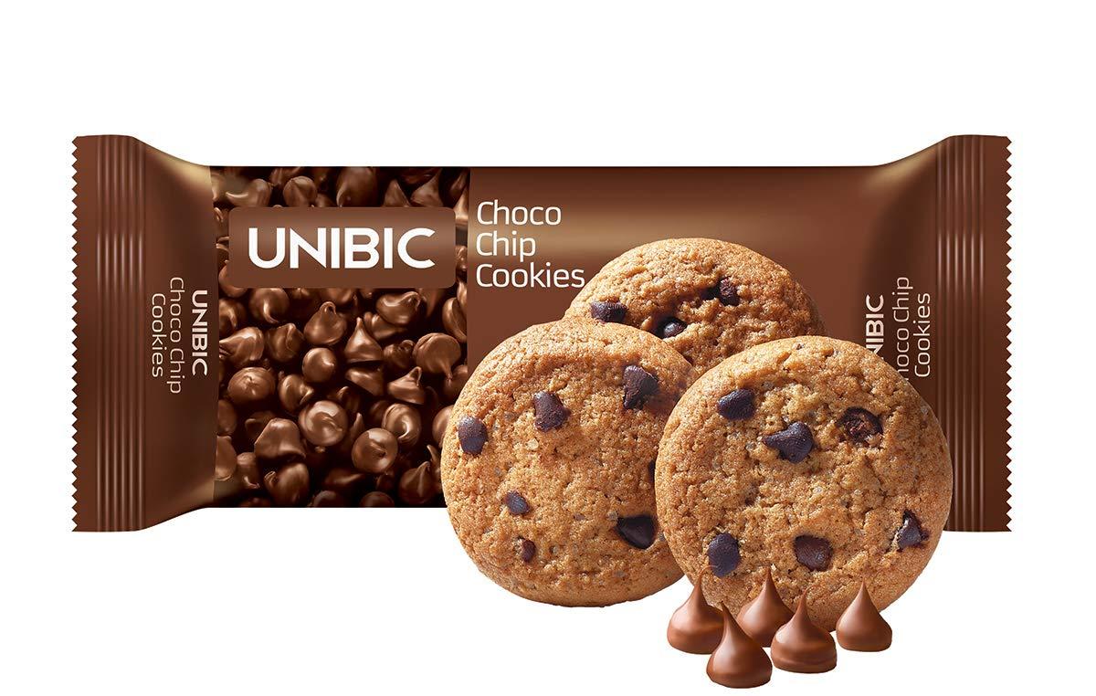 UNIBIC CHOCO CHIP COOKIES 37.5 GM
