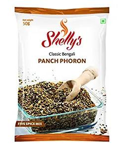 SHELLYS PANCHFORON WHOLE SPICE