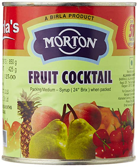 Morton Fruit Cocktail 850gm