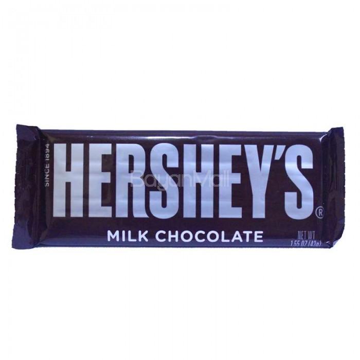 HERSHEY'S MILK 40G