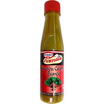 Funfoods Green Chilli 200g